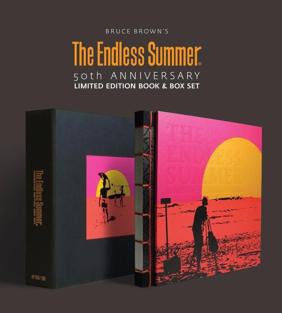 Endless Summer Book & Box Set