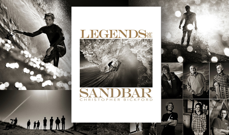 LEGENDS OF THE SANDBAR BOOK